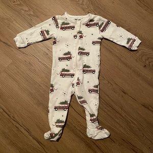 Petit Lem Christmas Pajamas